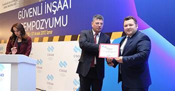 Kaya Safety Güvenli İnşaat Sempozyumunda (İzmir)