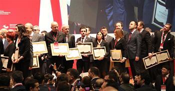 Özel Sektör Ar-Ge Ve Tasarım Merkezleri Zirvesi Ödül Töreninde Kaya, Tasarım Merkezi Belgesi'ni Teslim Aldı