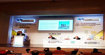 9.Uluslararası İş Sağlığı Ve Güvenliği Kongresi